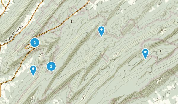 New Germantown, Pennsylvania Views Map