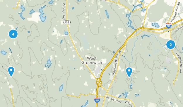 West Greenwich, Rhode Island Kid Friendly Map