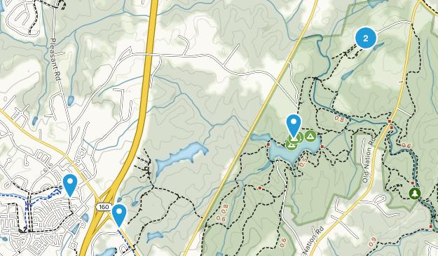 Fort Mill, South Carolina Kid Friendly Map