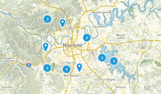 Best Bird Watching Trails near Nashville, Tennessee | AllTrails