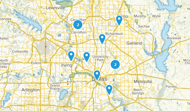 Road Map Of Dallas Texas.Best Road Biking Trails Near Dallas Texas Alltrails