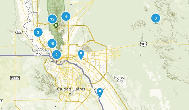 Best Walking Trails near El Paso, Texas   AllTrails