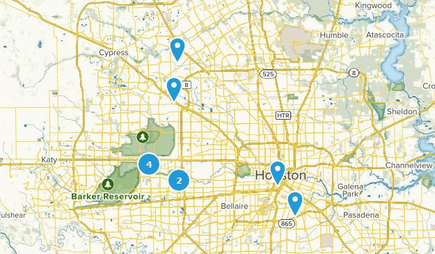 Beste Stadtspaziergänge in der Nähe von Houston, Texas ...
