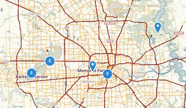 Best Biking Cities In Texas
