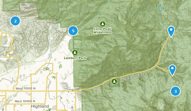 Best Trail Running Trails Near Alpine Utah Alltrails