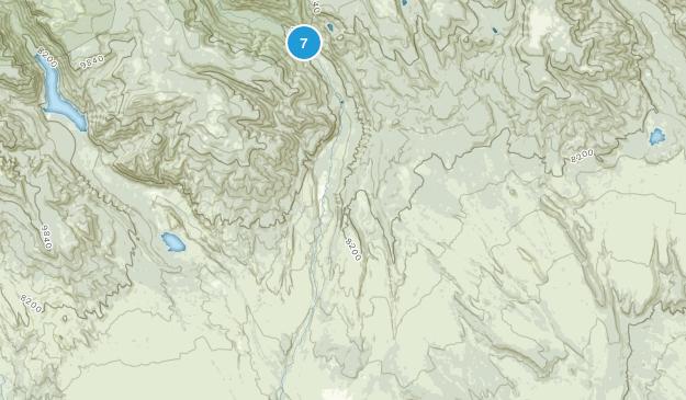Altonah, Utah Nature Trips Map