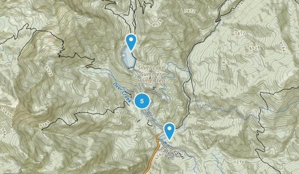 American Fork, Utah Birding Map