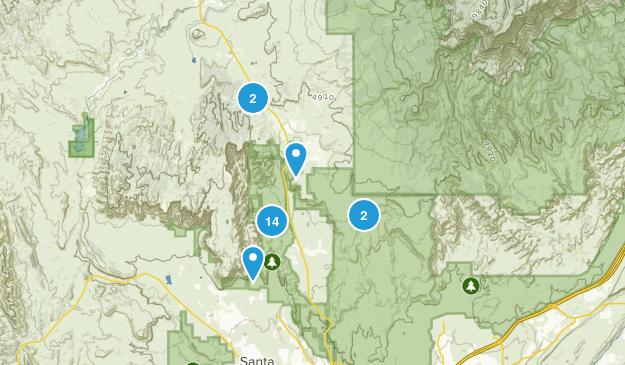 Dammeron Valley, Utah Views Map
