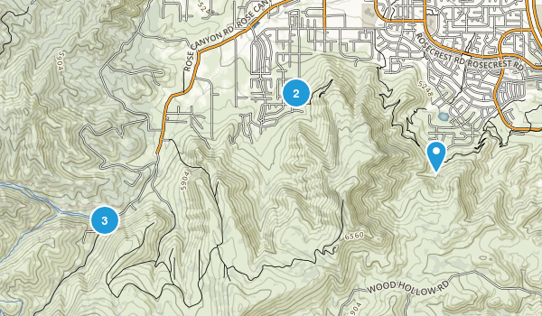 Herriman, Utah Walking Map