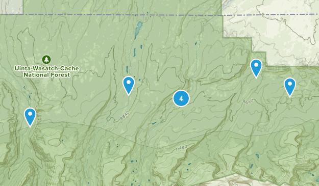 Mountain View, Utah Dog Friendly Map