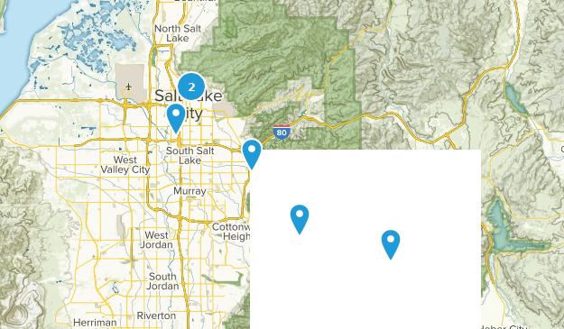 Beste rollstuhlgeeignete Wege in der Nähe von Salt Lake City ...