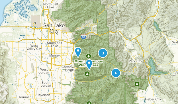 Best Camping Trails near Salt Lake City, Utah | AllTrails