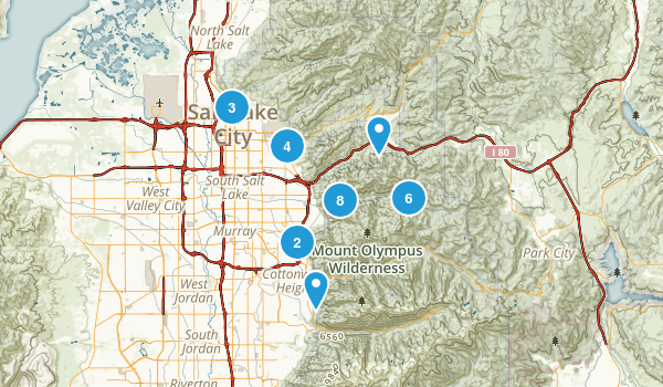 UPS Ground Shipping Information UPS Ground Is A Very Reliable - Us map salt lake city