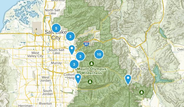 Best Dog Friendly Trails near Salt Lake City, Utah | AllTrails
