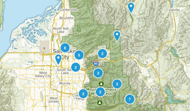 Best Kid Friendly Trails Near Salt Lake City Utah | AllTrails