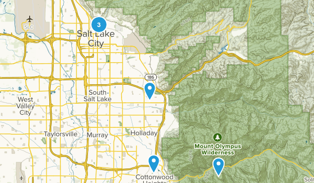 Best Road Biking Trails near Salt Lake City, Utah | AllTrails