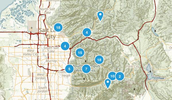 Utah Salt Lake City Us Map Globalinterco - Salt lake city map of us