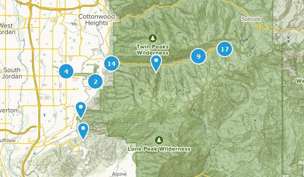 Best Bird Watching Trails Near Sandy Utah Alltrails