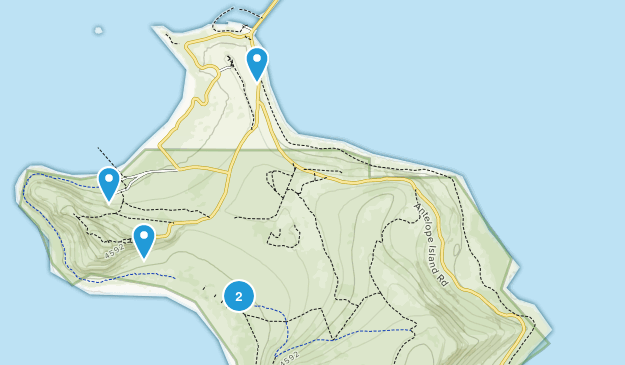 Syracuse, Utah Beach Map
