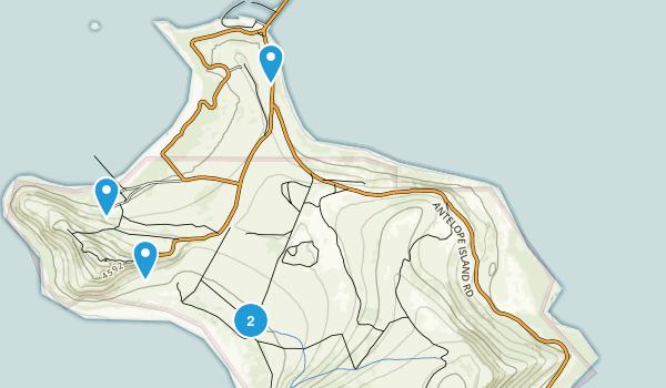Syracuse, Utah Horseback Riding Map