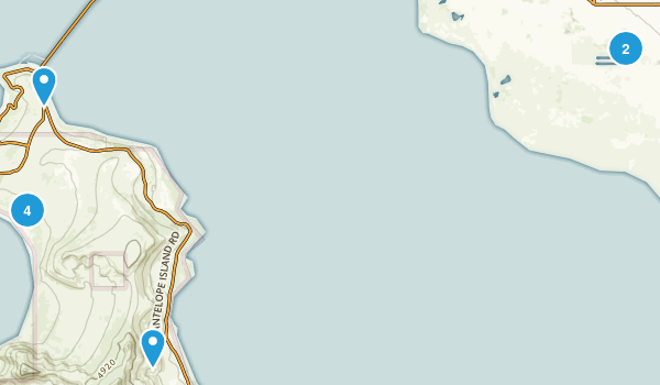 Syracuse, Utah Nature Trips Map