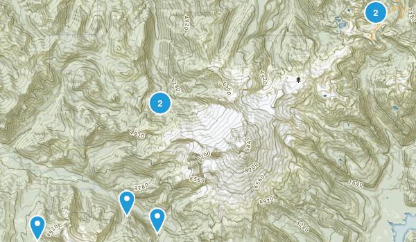 Deming, Washington Dog Friendly Map