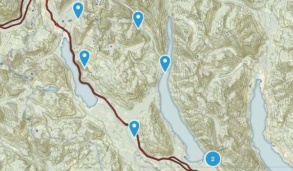 Easton, Washington Nature Trips Map