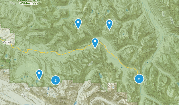 Granite Falls, Washington Dog Friendly Map