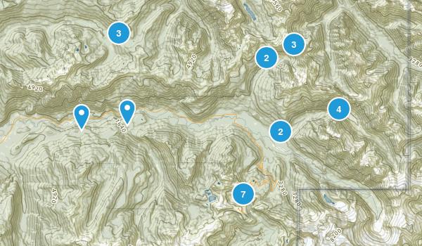 Maple Falls, Washington Hiking Map