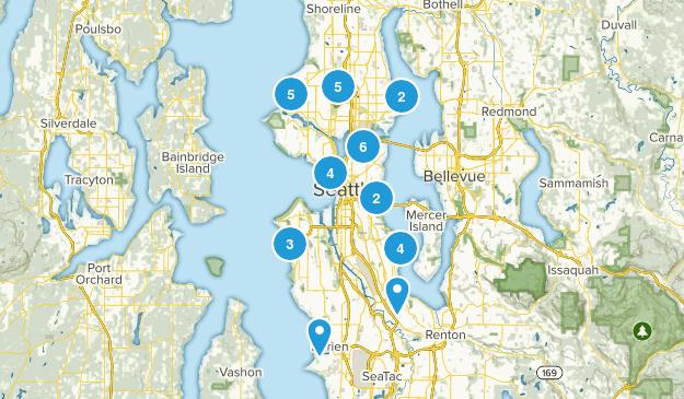 Best Trail Running Trails near Seattle, Washington | AllTrails