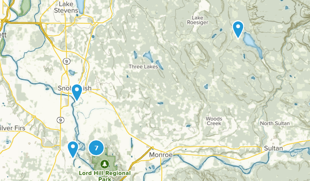 Lake Stevens Washington Map.Best Bird Watching Trails Near Snohomish Washington Alltrails