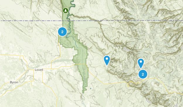 Best Views Trails Near Lovell Wyoming Alltrails