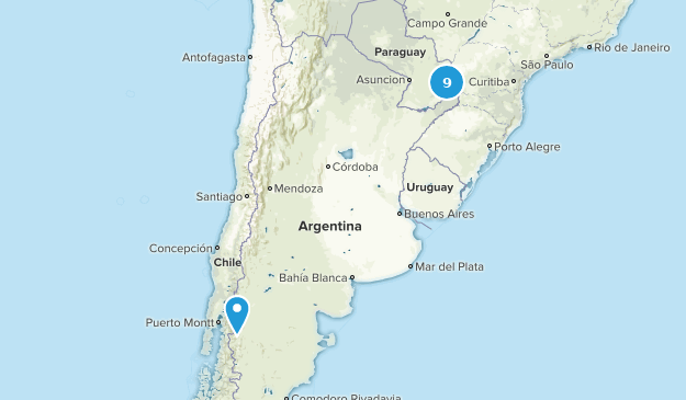 Argentina No Dogs Map