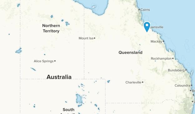 Australia Local Parks Map