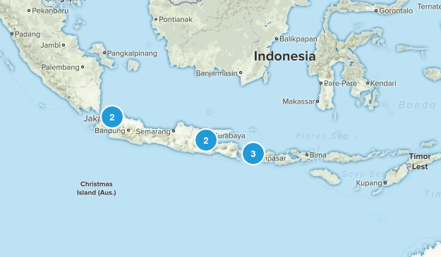 Indonesia Kid Friendly Map