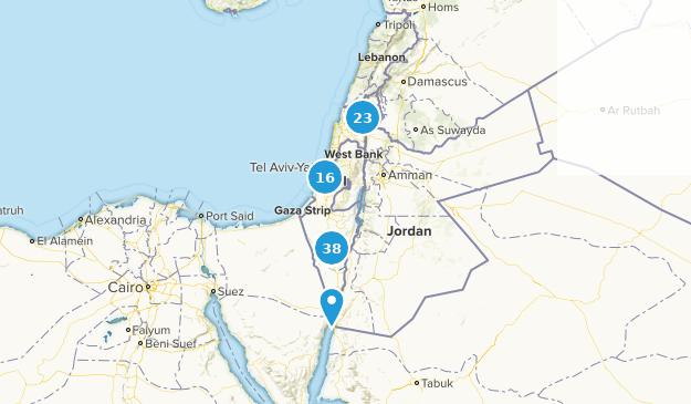Israel Views Map