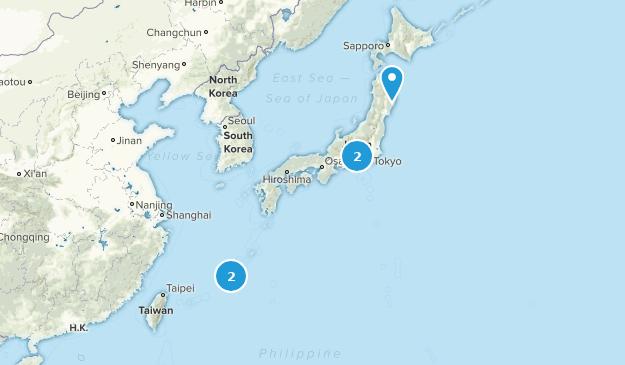 Japan Dog Friendly Map