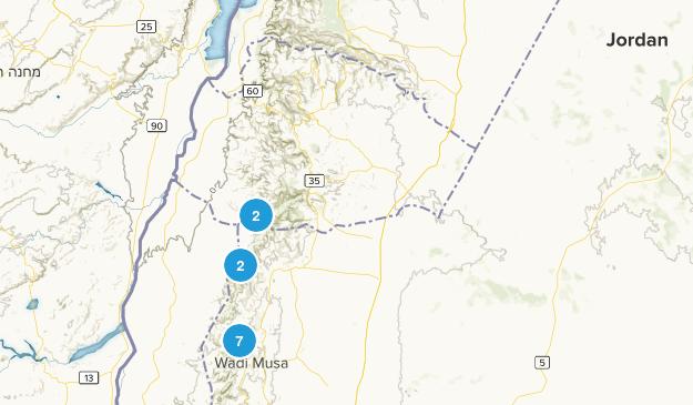 Jordan Views Map