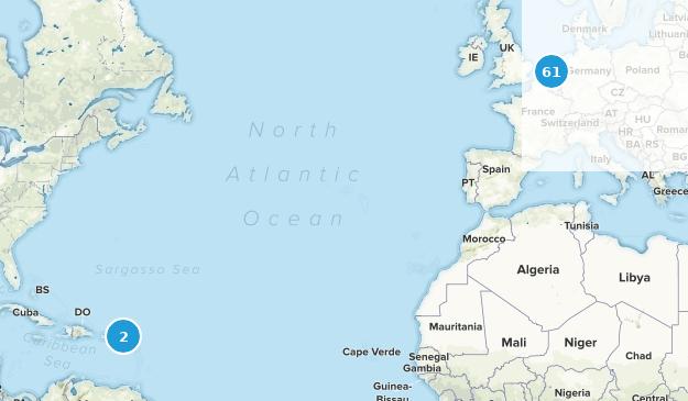 Netherlands Views Map