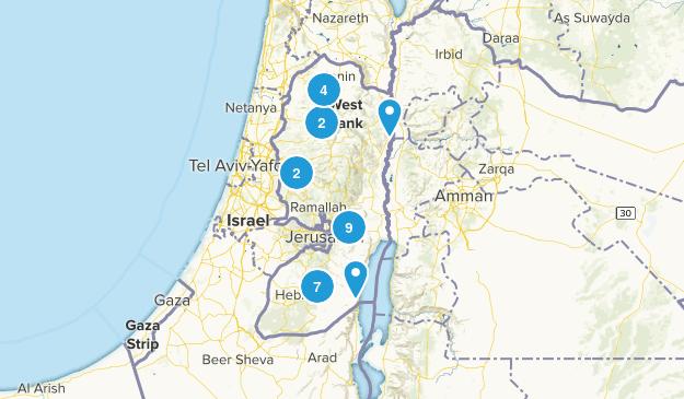 Palestine Views Map
