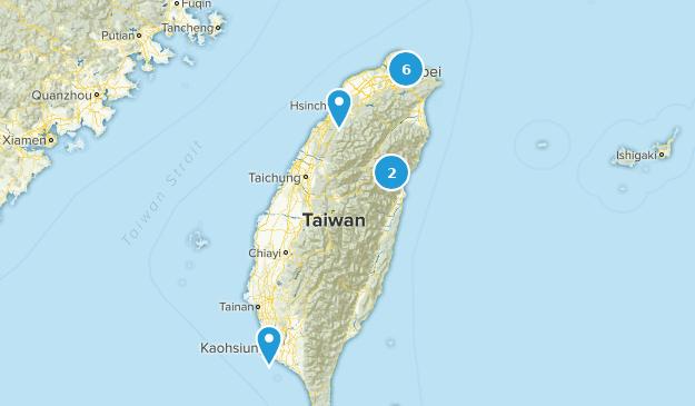 Taiwan Kid Friendly Map