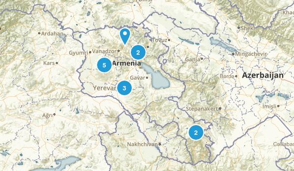 Kotayk', Armenia Birding Map