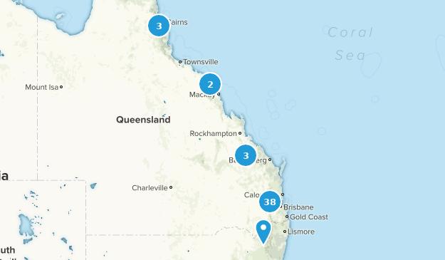Australia Map Looks Like A Dog.Best No Dogs Trails In Queensland Australia Alltrails