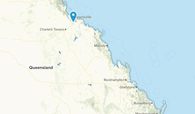 Queensland, Australia Local Parks Map