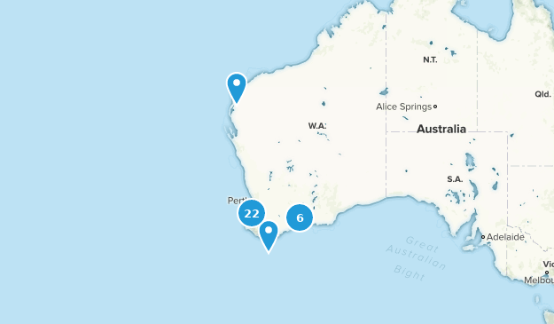 Australia Map Looks Like A Dog.Best No Dogs Trails In Western Australia Australia Alltrails