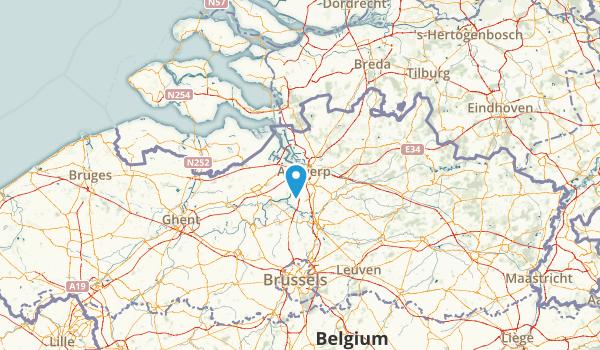 ANT, Belgium Parks Map