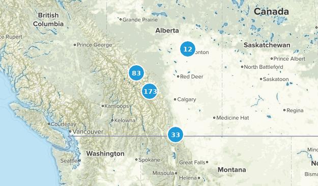 Best National Parks in Alberta, Canada | AllTrails