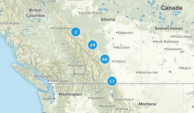 Best Waterfall Trails in Alberta, Canada   AllTrails