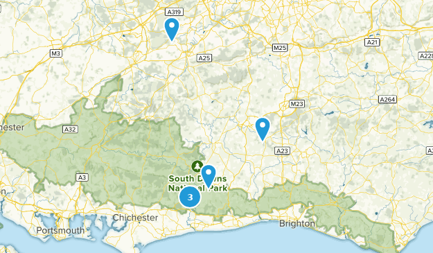 Best Parks In West Sussex England Alltrails