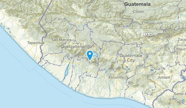 Sololá, Guatemala Parks Map